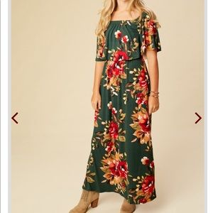 21daee4bb07 Altar'd State Dresses - Women's Altar'd State Barnyard Beauty Maxi Dress